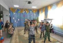 Юные карталинцы уже отпраздновали 23 февраля