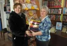 Карталинцы дарили книги