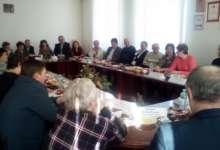 В Карталах комсомольцы за круглым столом собрались