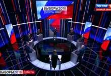 Кандидаты в президенты подискутировали в эфире