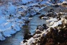 Журчат ручьи, бегут ручьи в Карталинском районе...