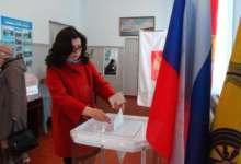 В карталинском селе проголосовало 9,5 % избирателей