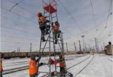Карталинские железнодорожники готовятся к конкурсу
