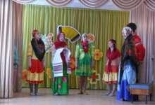 Карталинские школьники окунулись в русский фольклор