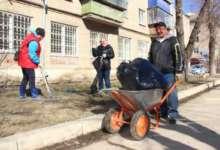 В Карталах начали массовую уборку