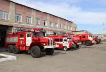 Карталинские пожарные готовы к пожарам
