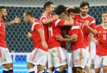 Российская сборная вышла в плей-офф