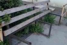 Карталинские миниатюры: вот так скамейки…