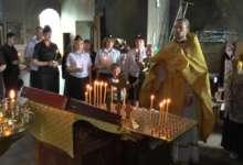 Карталинские полицейские приняли участие в особых богослужениях