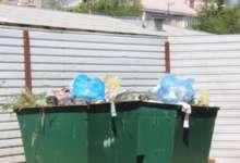В Карталах сменился мусорный сборщик