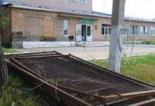 Здание карталинской больницы окружит ограда