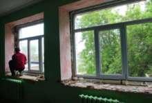 В карталинской больнице окна заменили