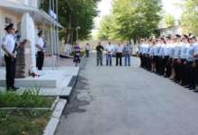 Карталинские полицейские почтили память погибшего коллеги