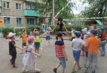 В детских садах осваивают ПДД