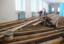В карталинской школе идет ремонт