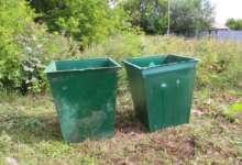 В Карталах устанавливают дополнительные мусорные баки