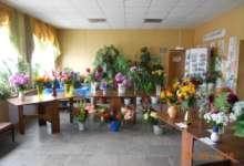 Анненцы выставку-ярмарку цветов провели