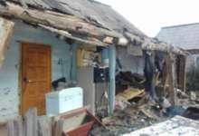 В Карталинском районе газ взорвался