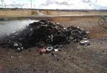Карталинцы – загрязнители окружающей среды