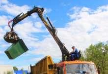 В Карталах будут устанавливать контейнерные площадки