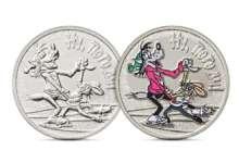 Карталинцы могут приобрести монеты