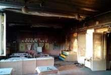 Карталинский детский сад загорелся