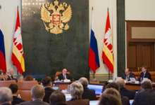 Борис Дубровский завтра проведет заседание правительства