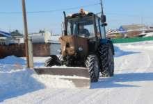 Сезон очистки дорог от снега можно считать открытым