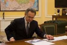Дубровский в Москве с рабочим визитом