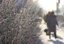 В Карталинском районе может похолодать до -29