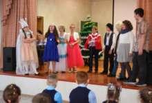 Карталинские школьники презентовали спектакль