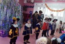 Карталинцы уже отмечают Новый год