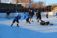 Погода не помеха карталинским хоккеистам