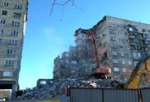 Переселять из разрушенного дома насильно не будут