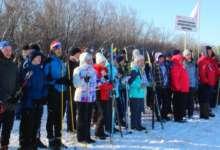 Карталинцы провели выходной на лыжах