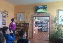В библиотеке села Анненское прошёл урок мира