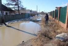 Карталинцы боятся пострадать от паводка
