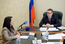Алексей Текслер принял людей в приемной президента