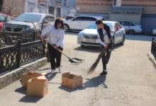 В Карталинском районе вывезли 60 тонн мусора