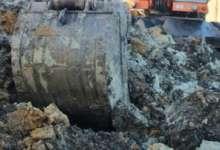 Порывы водопровода и теплотрассы, или как в Карталах неделя прошла