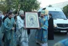 В Карталы прибудет святая икона