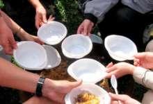 В России могут запретить одноразовую посуду