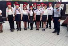 Карталинские школьники клятву дали