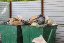 В Карталах люди вывозом мусора не очень довольны. Пока.