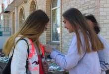 Карталинские волонтеры о СПИДе рассказывали