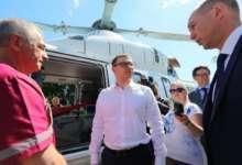 Карталинцы могут рассчитывать на помощь медицинских вертолетов