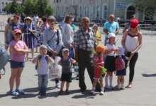 В Карталах проходит праздник в День России