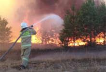 В Челябинской области начинается пожароопасный сезон