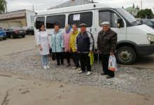Карталинских пенсионеров будут возить на диспансеризацию