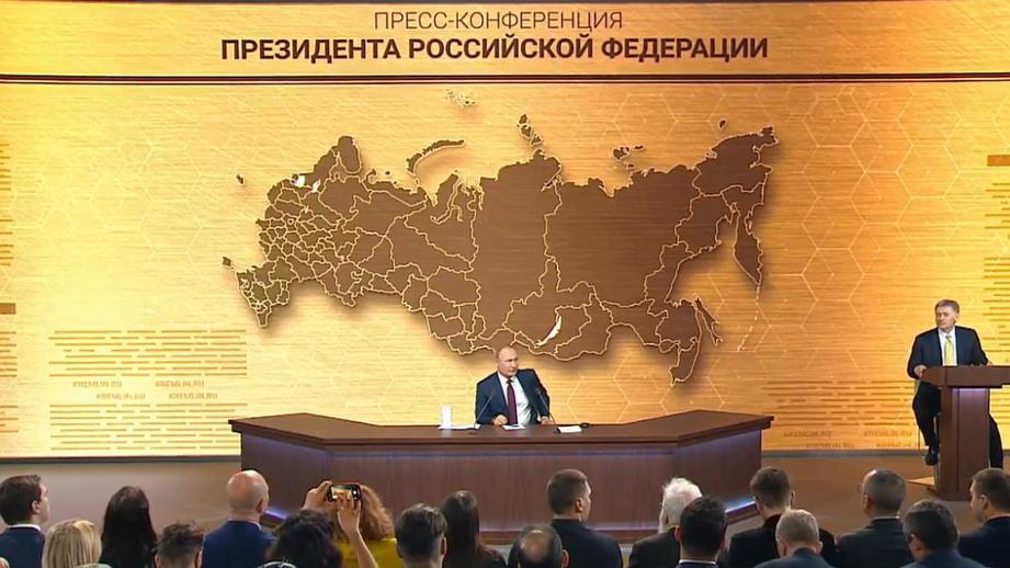 Президента спросили о нацпроектах